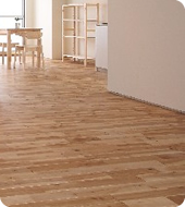 床材の貼替え